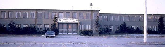 601st Tactical Control Wing HQ., Sembach AB, Circa 1968