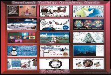 Sembach Holiday Greeting Cards, Circa 2000, Sembach Air Base, Germany