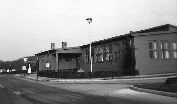 Post Office, Sembach Air Base, Circa 1967